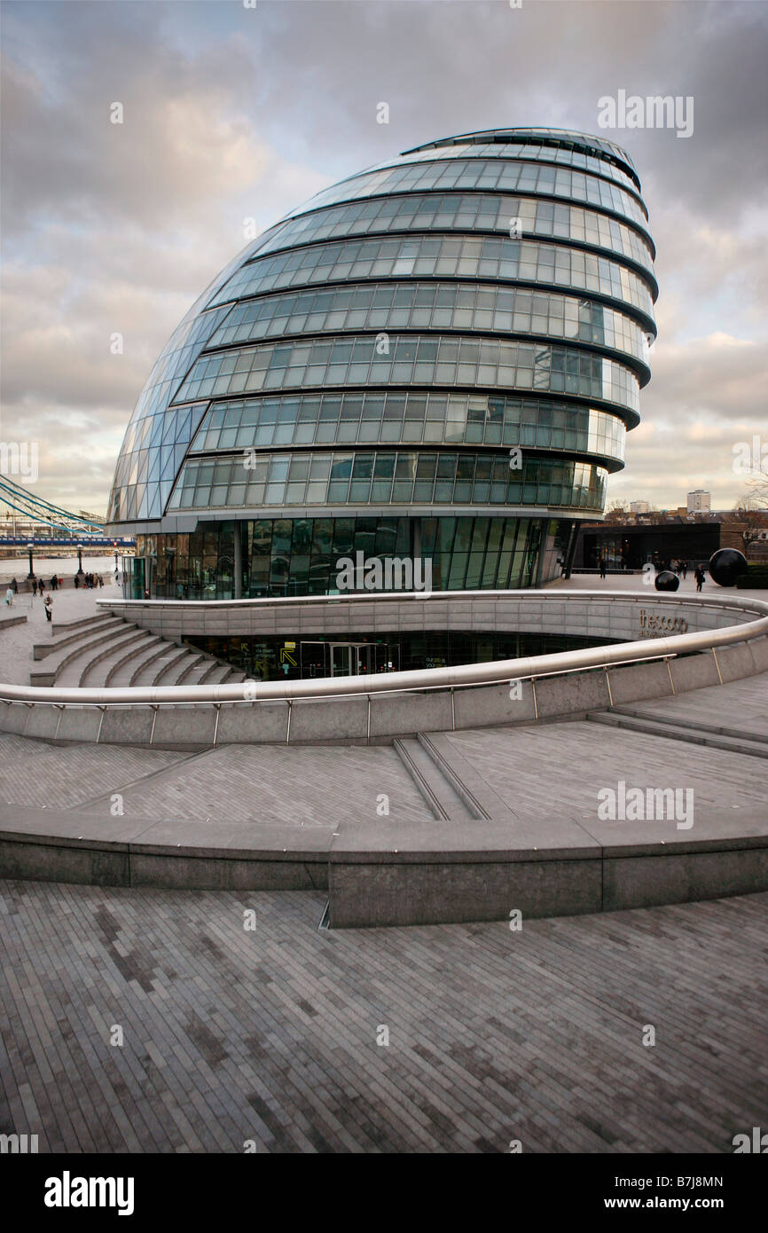 City Hall, Greater London Authority, London - Stock Image