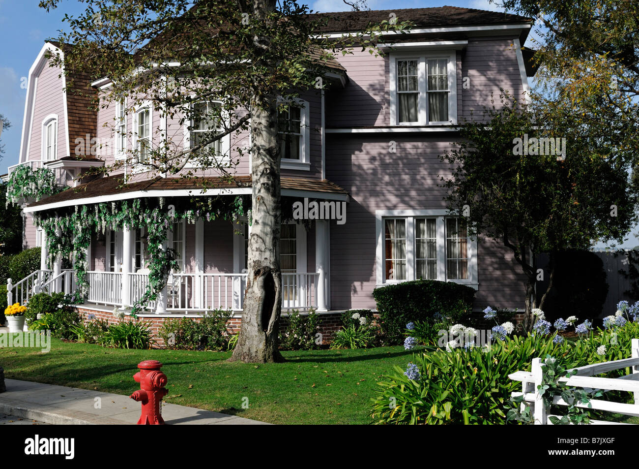 Sorry, desperate housewives wisteria lane houses