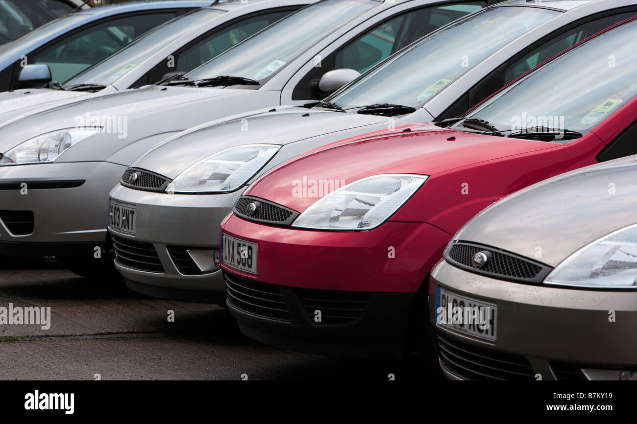 Used Cars Stock Photos Amp Used Cars Stock Images Alamy