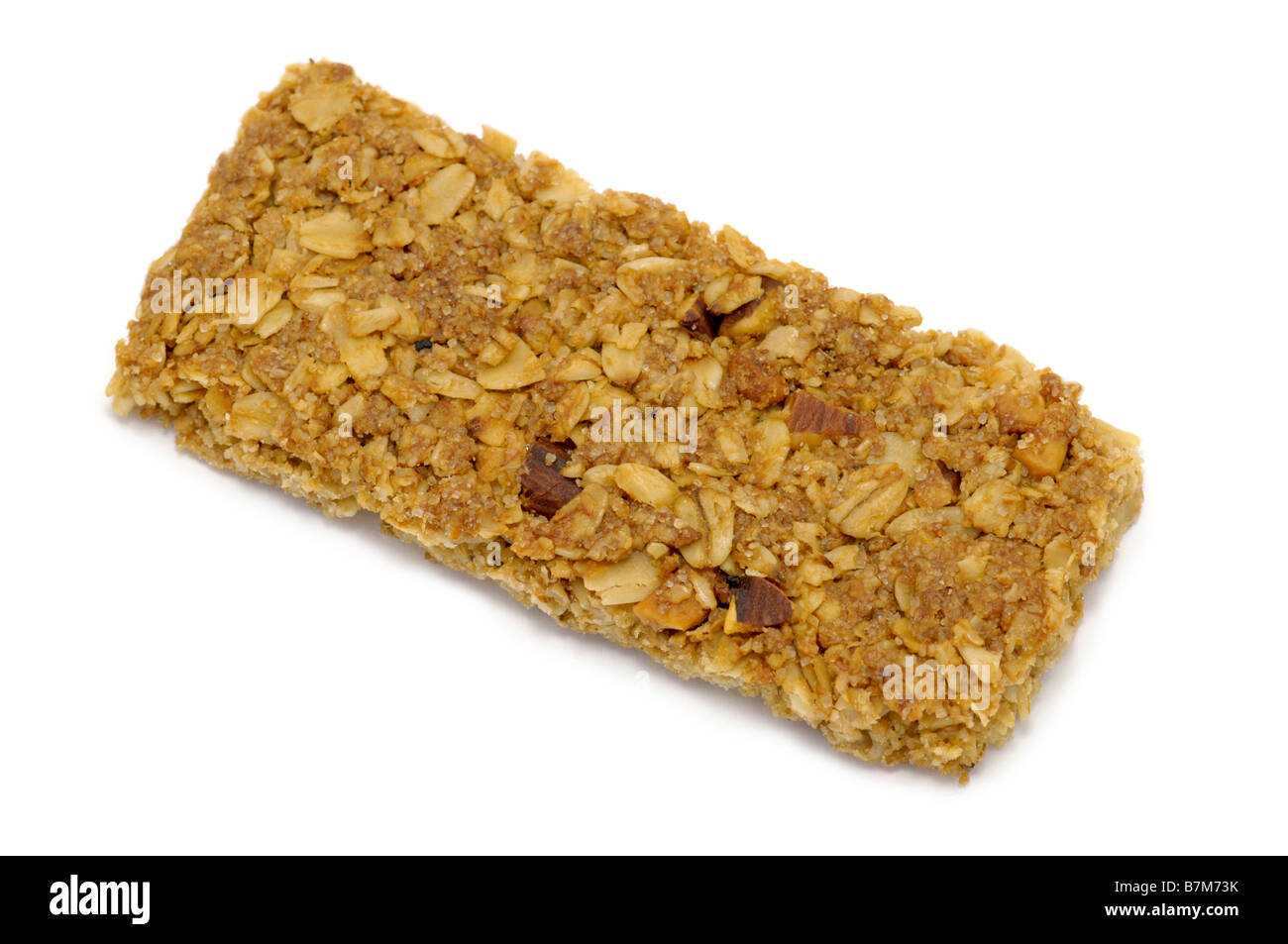 Granola Bars - Stock Image