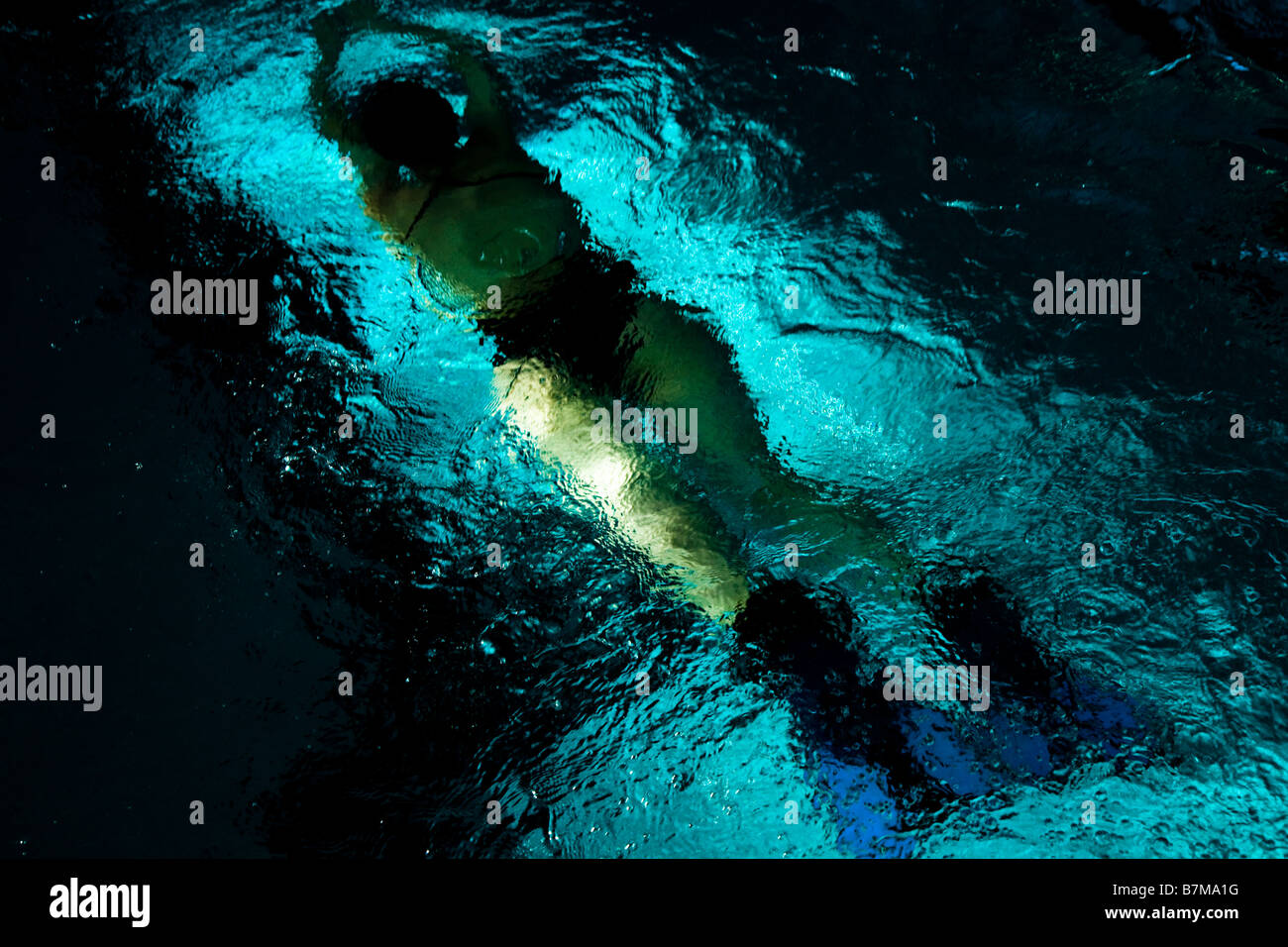 Underwater - Stock Image