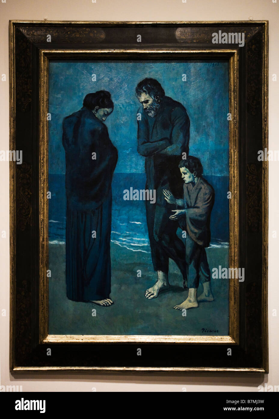 picasso the tragedy 1903