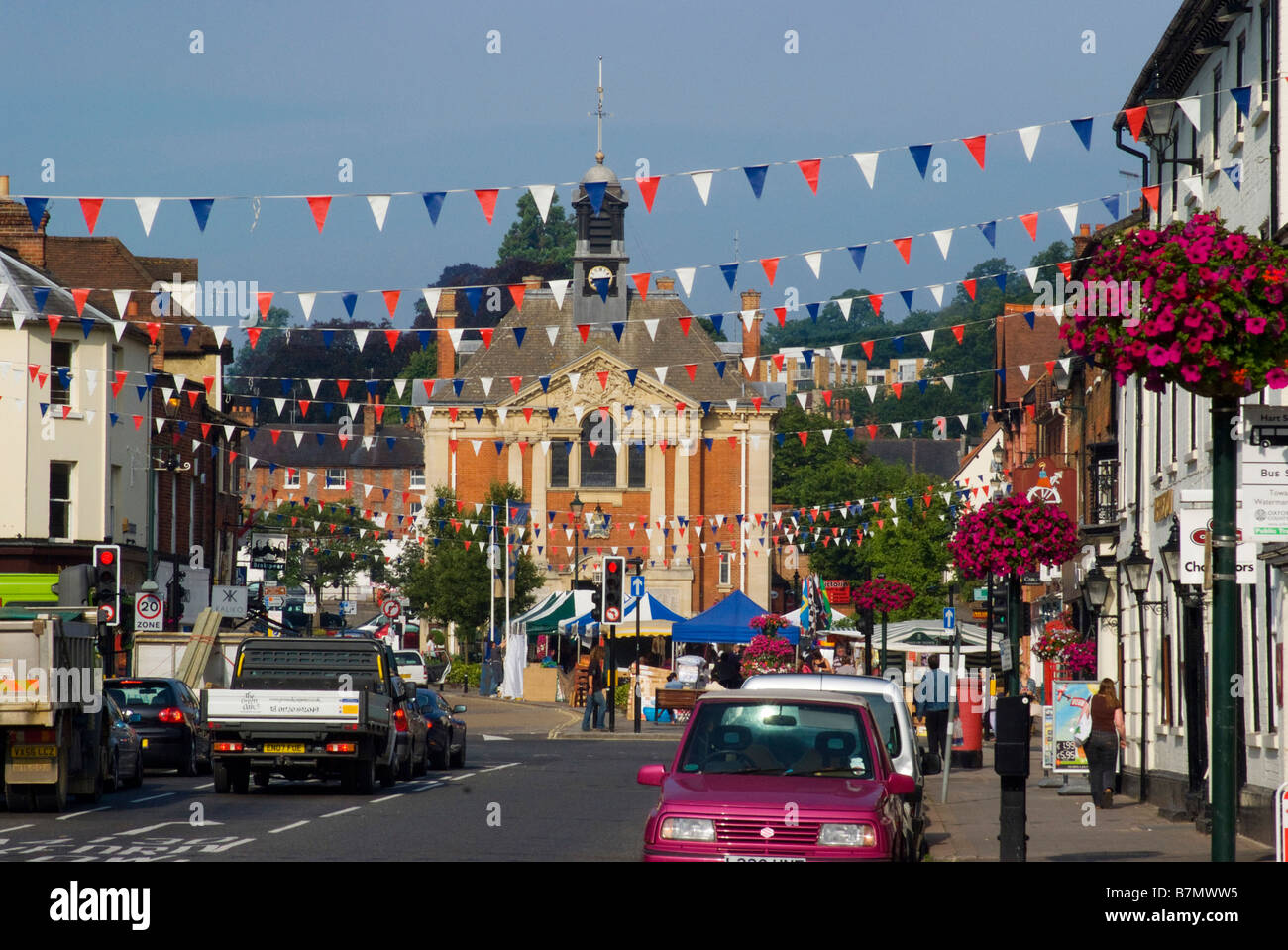 Town Hall, Henley on Thames - Stock Image