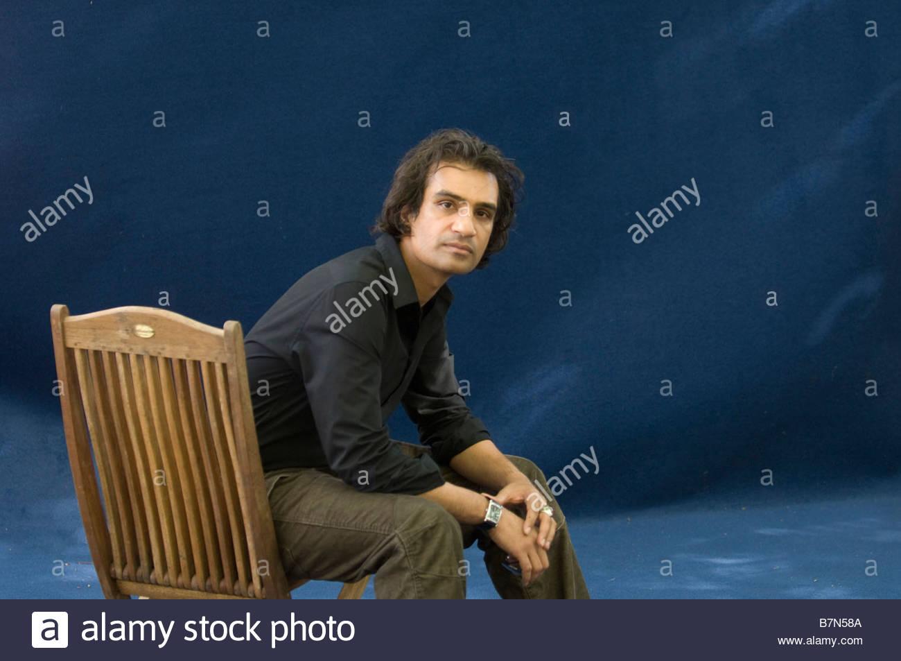 Nadeem Aslam Novelist Author and Writer of The Wasted Vigil