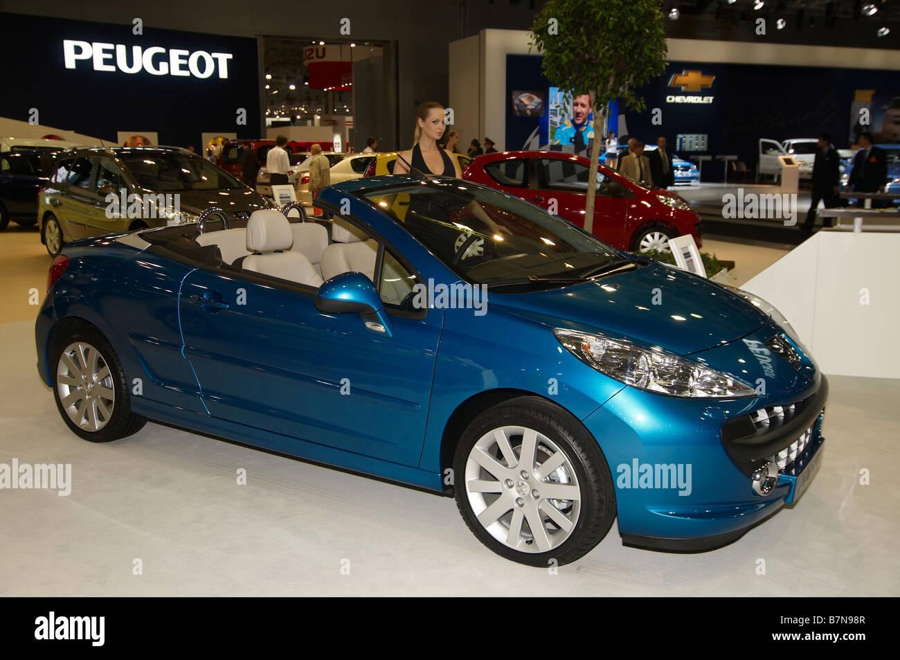 Peugeot 206 cc 2018