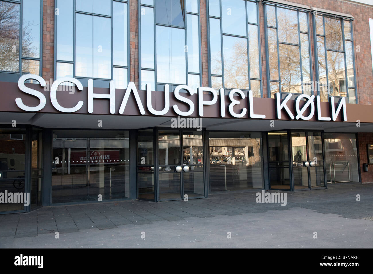Schauspiel Theather in Cologne Germany - Stock Image