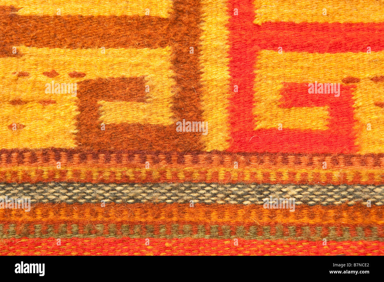 navajo rug patterns. Close-up Of A Traditional Navajo Rug Pattern Patterns