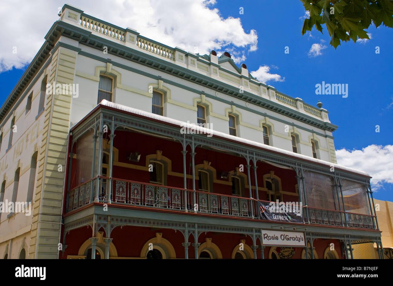 Rosie OGradys Pub Fremantle Perth Western Australia - Stock Image