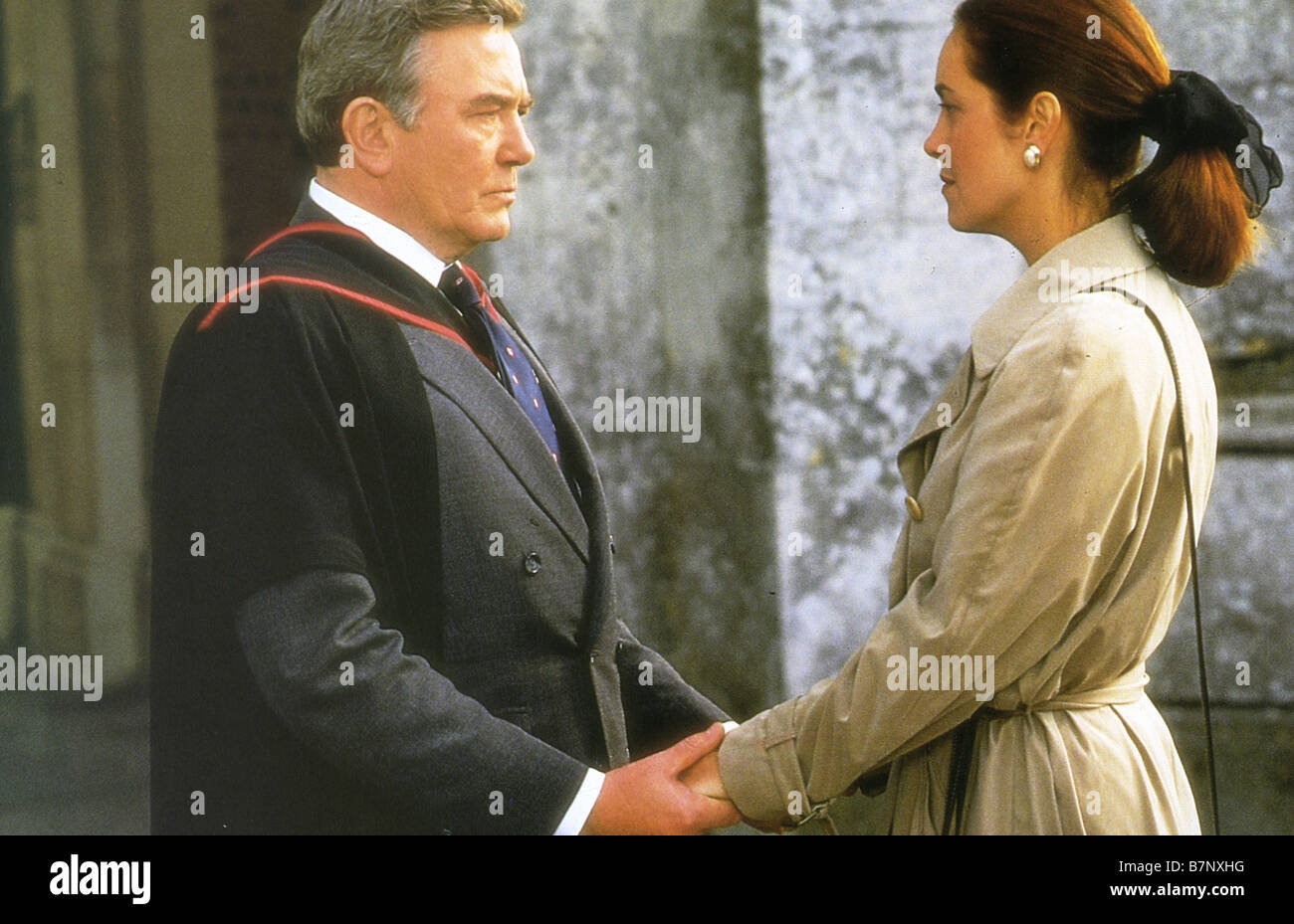 THE BROWNING VERSION  1994 UPI film with Albert Finney and Greta Scacchi - Stock Image