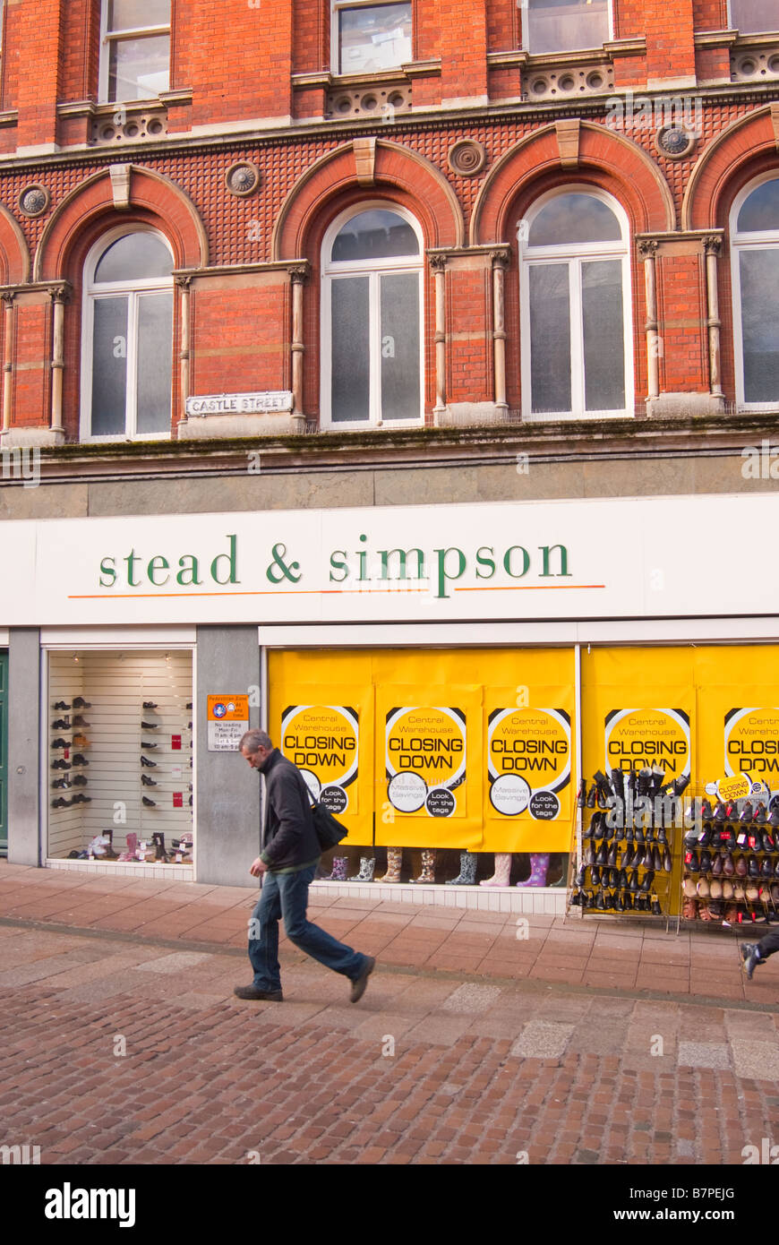 Stead And Simpson Shoe Shop