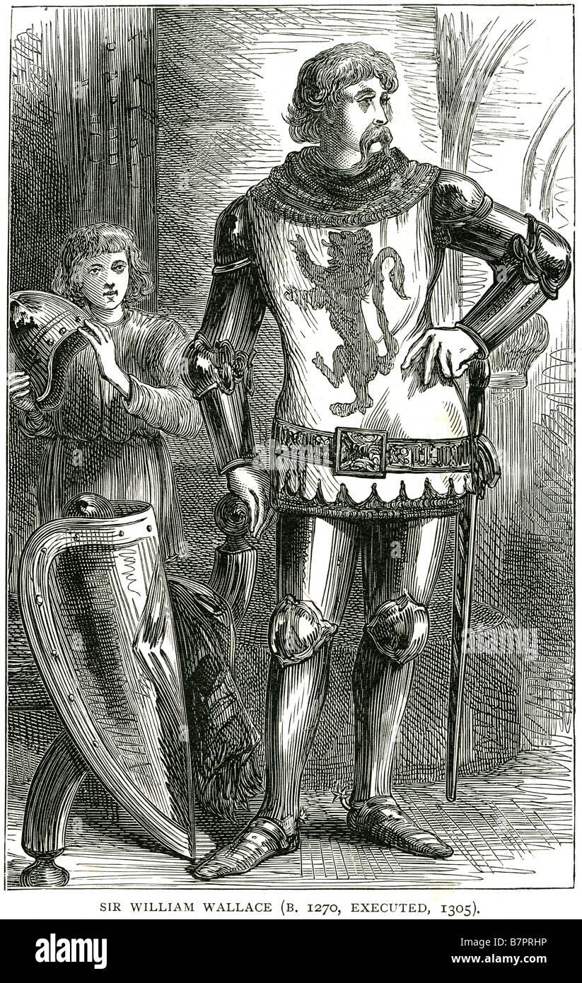 Sir William Wallace,1270-1305,Scottish Landowner,Wars of Scottish Independence