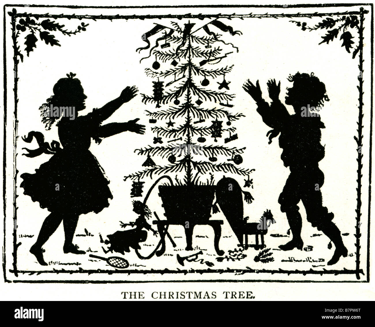 the christmass tree The Christmas tree is often explained as a Stock ...