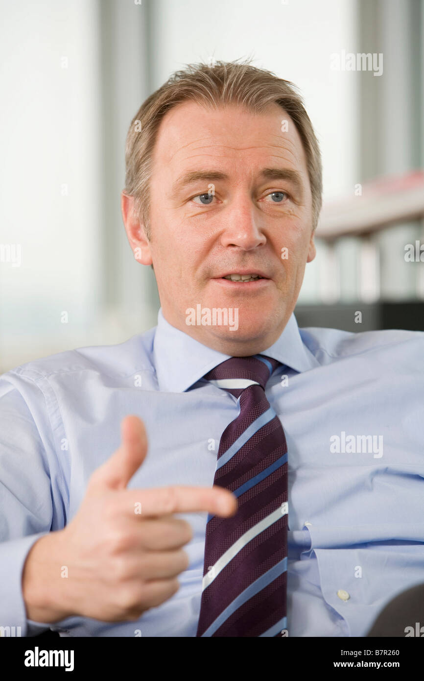 Gerald Boese Chief Executive Officer Koelnmesse GmbH Stock Photo