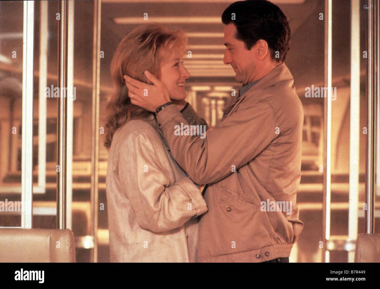 Falling in Love  Year: 1984 - USA Robert De Niro, Meryl Streep  Director: Ulu Grosbard - Stock Image