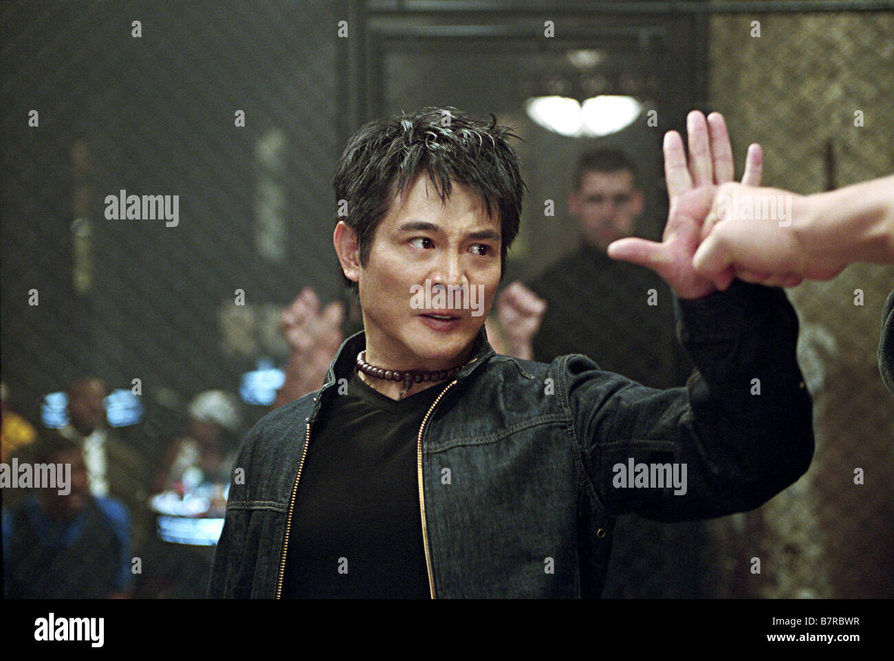 En sursis Cradle 2 the Grave  Year: 2003 USA JET LI  Director: Andrzej Bartkowiak Stock Photo