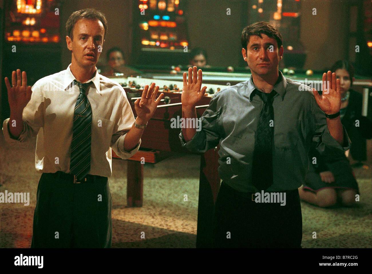 Au bonheur des hommes Hombres felices  Year: 2001 - spain Carlos Hipólito, Sergi López  Director:Roberto - Stock Image