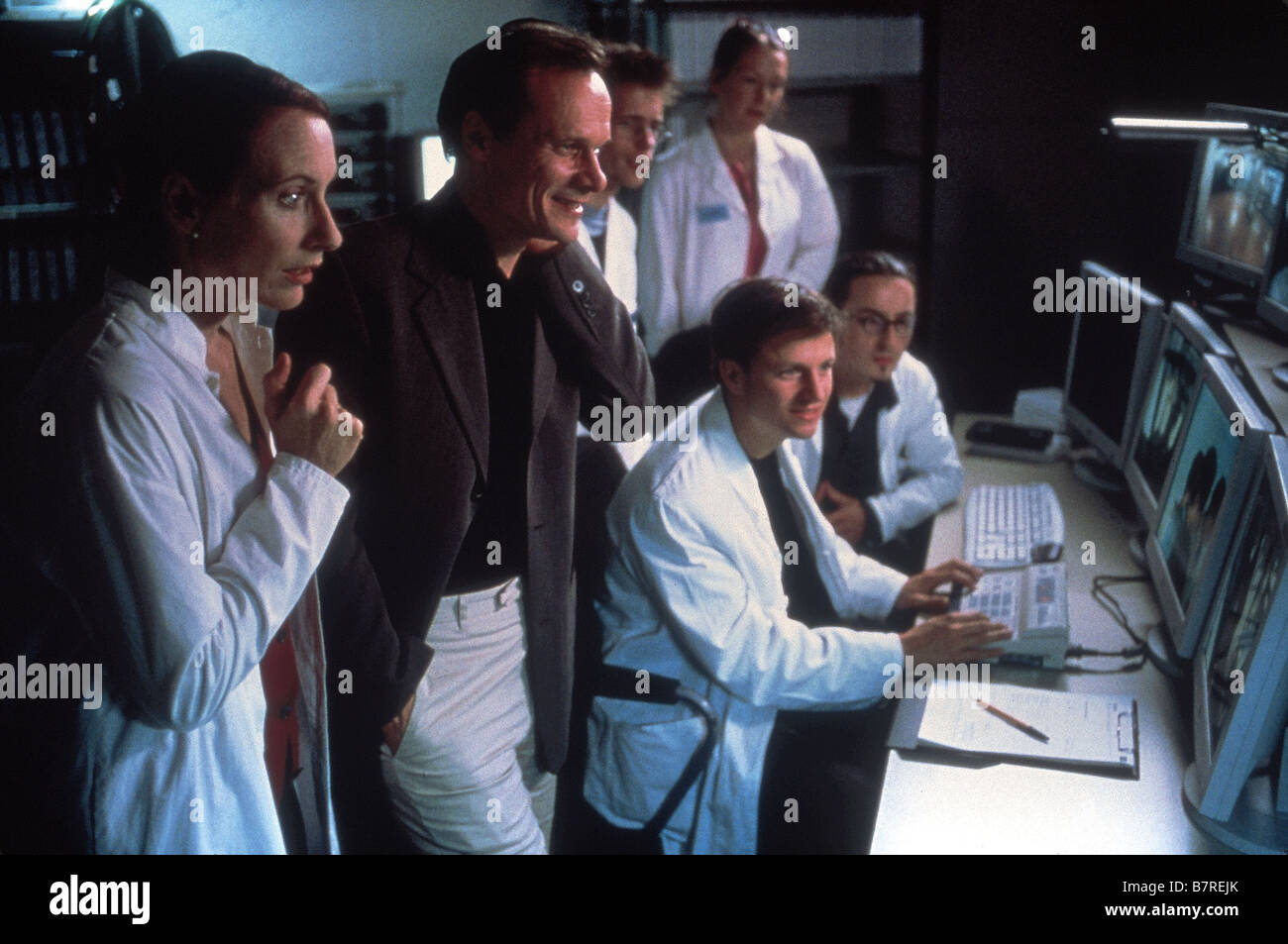Andrea Sawatzki Experiment l'experience experiment, das year: 2001 - germany edgar