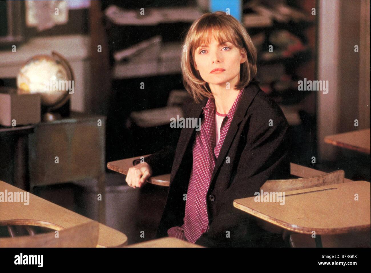 Dangerous Minds  Year: 1995 USA Michelle Pfeiffer  Director : John N.Smith Stock Photo