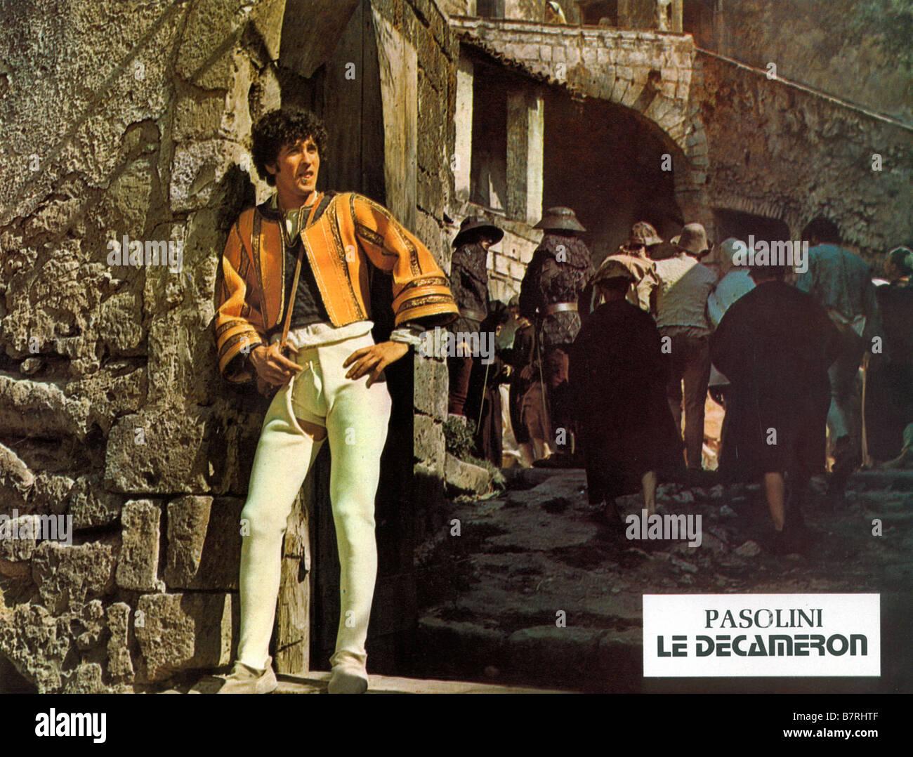 El Decameron 1971
