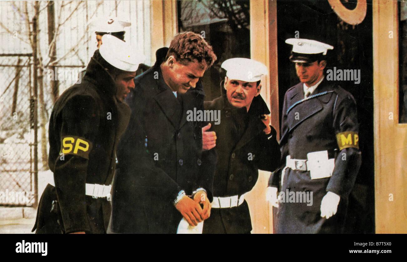 The Last detail Year: 1973 USA Director: Hal Ashby Otis Young, Randy Quaid, Jack Nicholson - Stock Image
