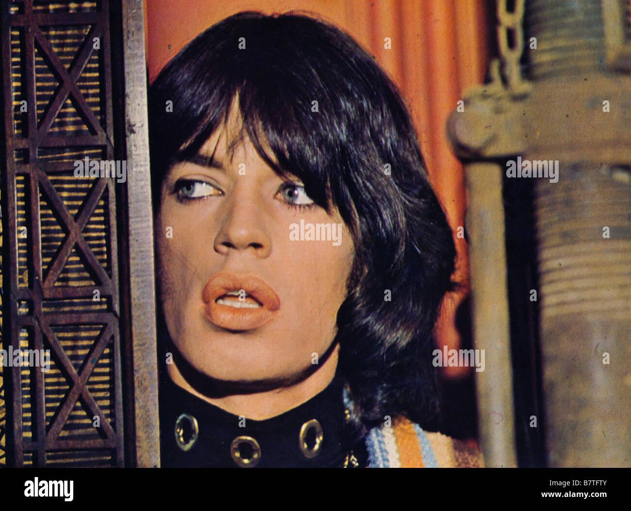 Performance Year: 1970 - UK  Director: Donald Cammell Nicolas Roeg Mick Jagger - Stock Image