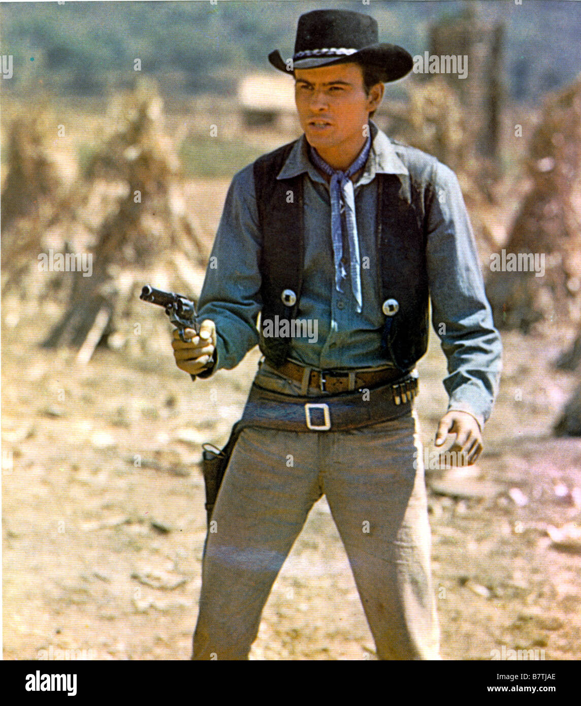 The Magnificent Seven Year: 1960 USA Horst Buchholz ...