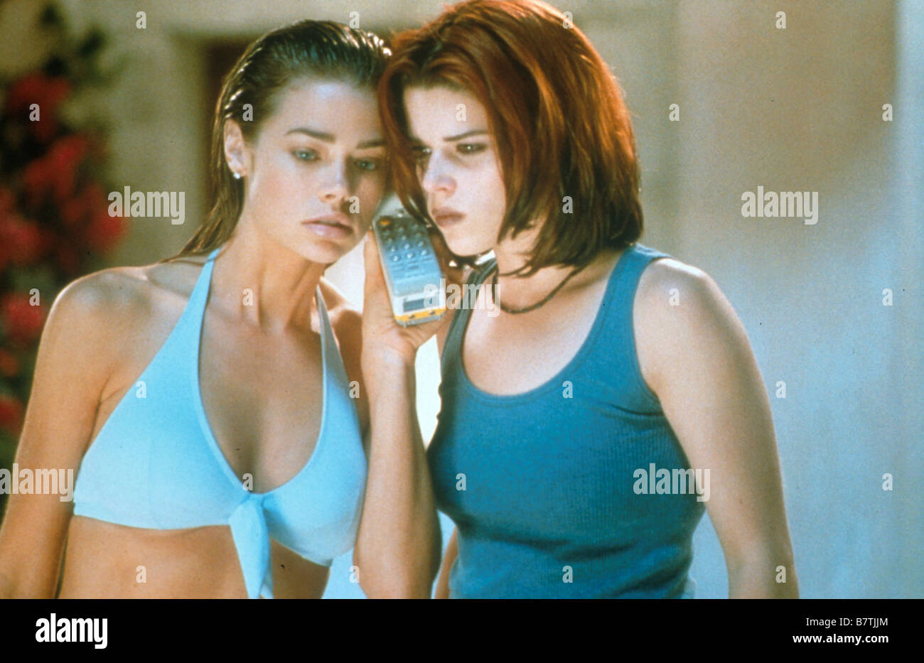 Wild Things  Year: 1998 USA Denise Richards, Neve Campbell  Director: John McNaughton - Stock Image
