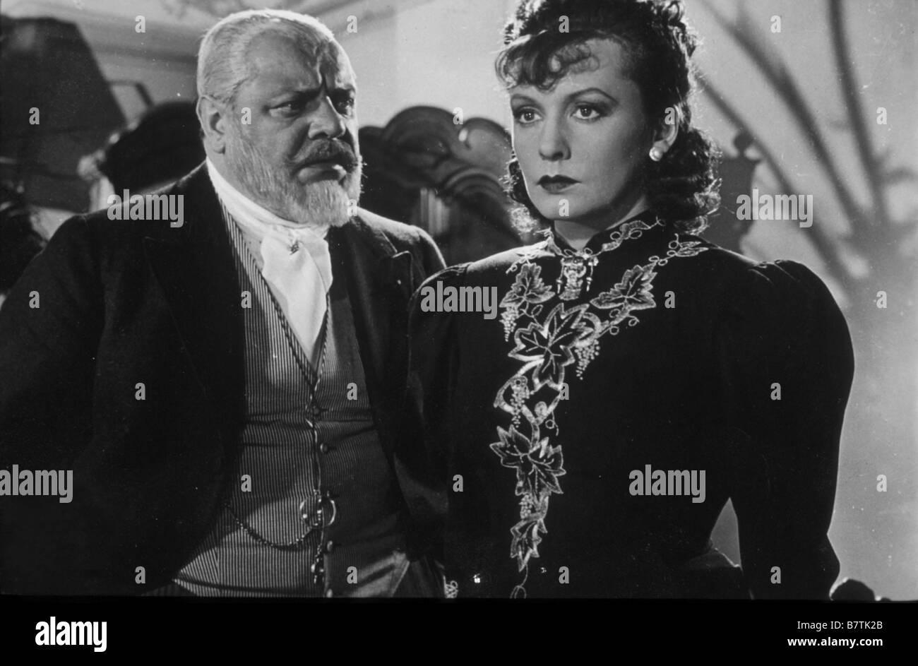 Magda Heimat  Year: 1938 - Germany Heinrich George, Zarah Leander Director: Carl Froelich - Stock Image