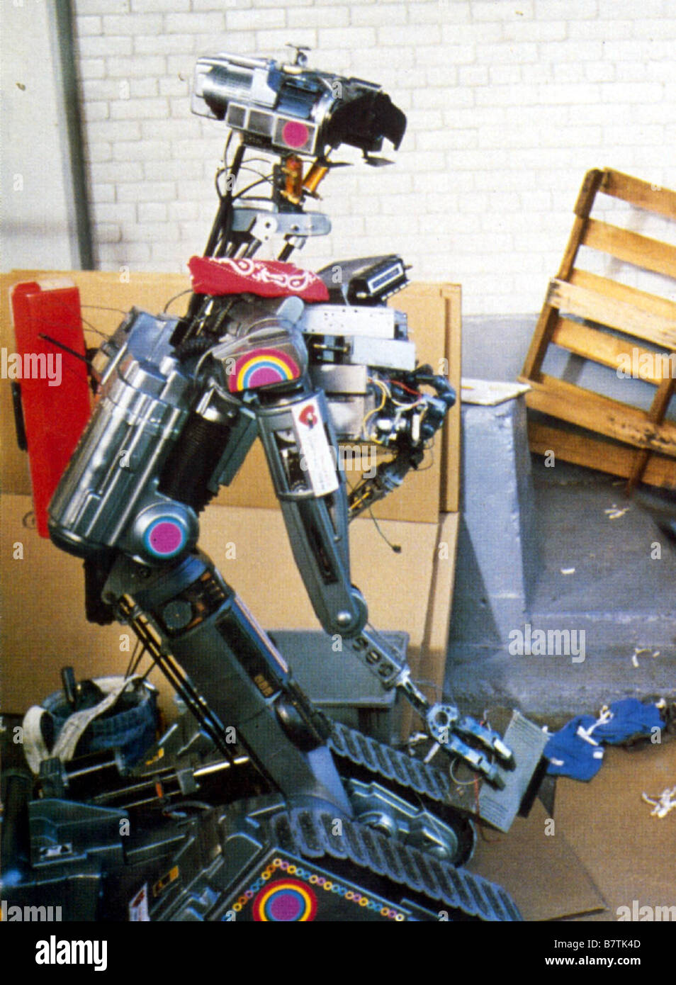 Short Circuit 2 Stock Photos Images Alamy Shortcircuit2 Year 1988 Usa Director Kenneth Johnson Image