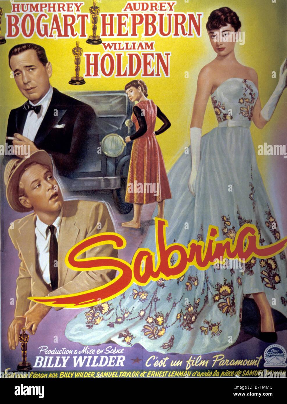 Sabrina Audrey Hepburn Deutsch