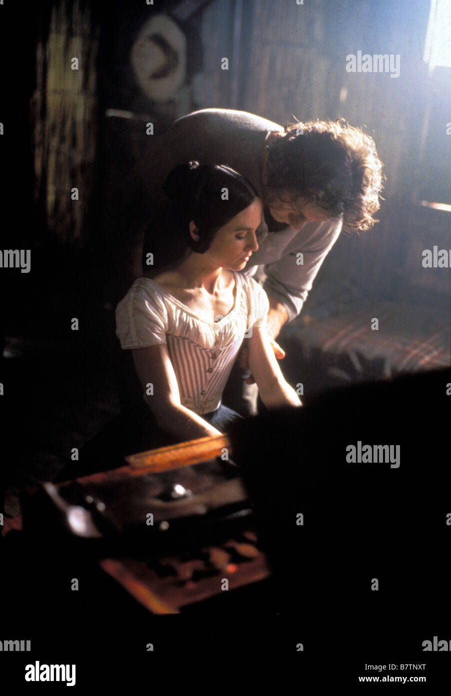 The Piano Year: 1993 - New Zealand Holly Hunter, Harvey Keitel  Director: Jane Campion   Golden Palm Cannes 1993 - Stock Image