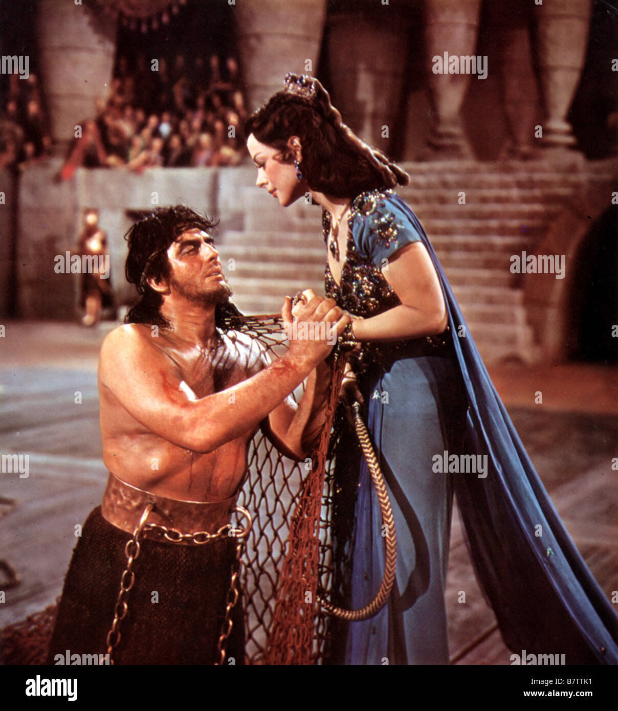 Samson et Dalila Samson and Delilah Year: 1949 USA Hedy ...
