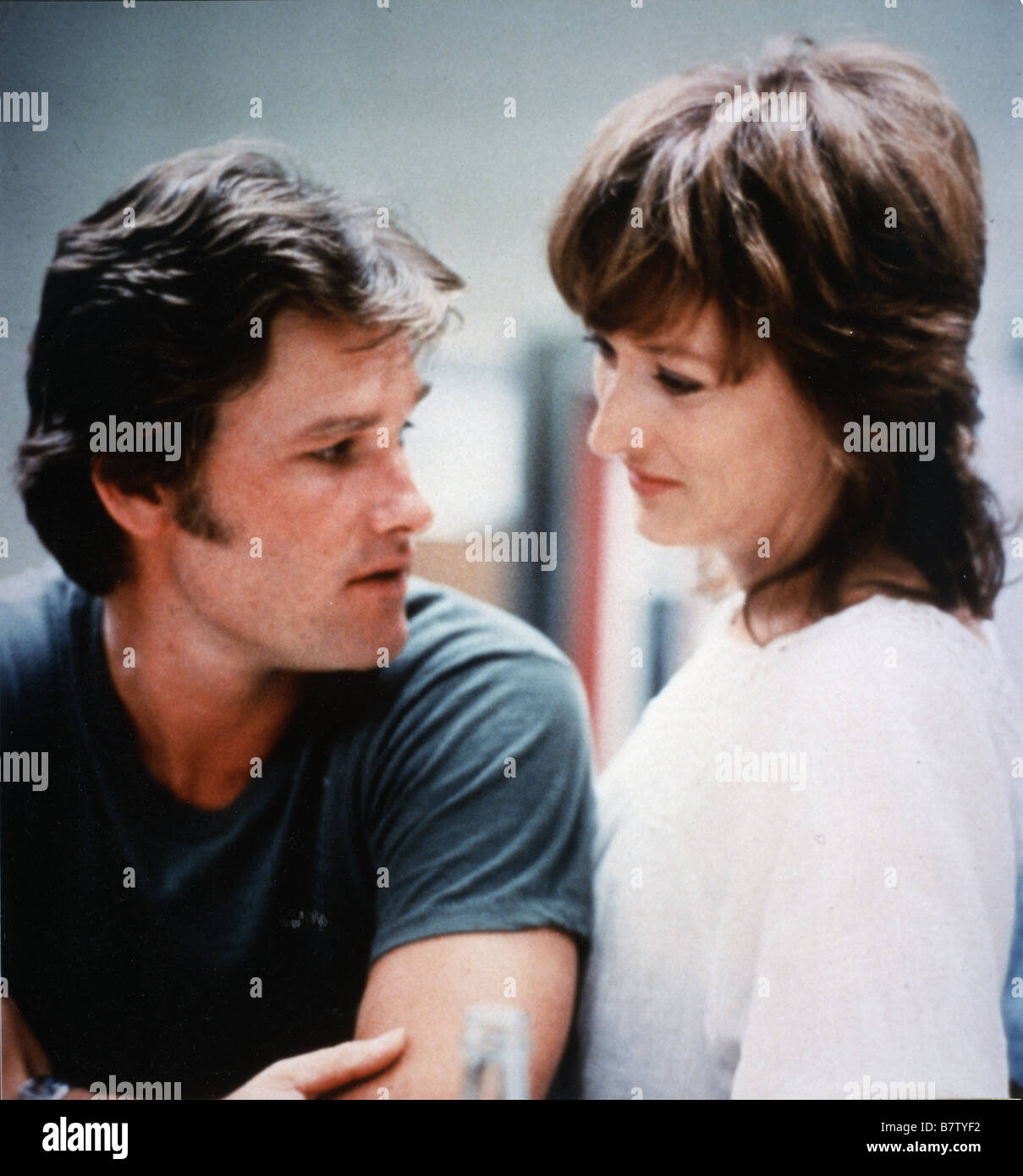 Silkwood  Year: 1983  USA Meryl Streep, Kurt Russell  Director: :Mike Nichols - Stock Image