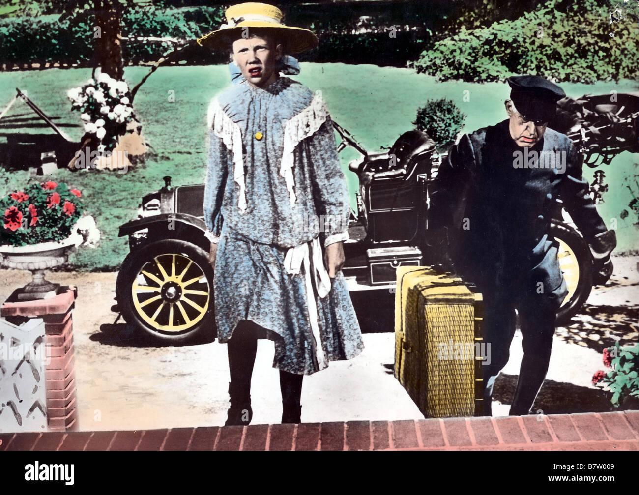 Pollyanna Pollyanna  Year: 1960 USA Hayley Mills  Director: David Swift - Stock Image