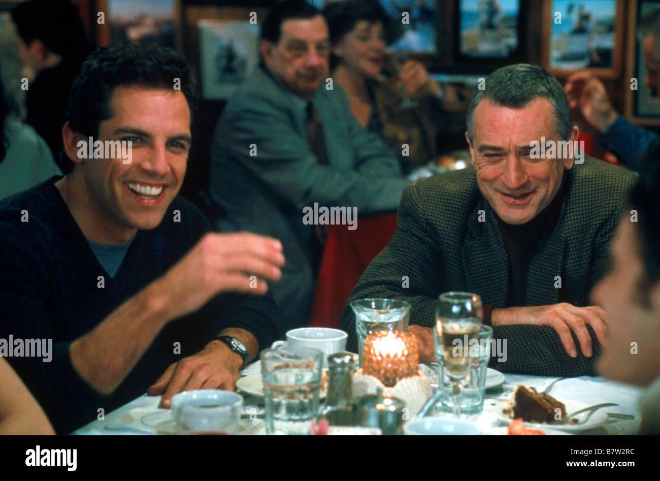 Meet the Parents   Year: 2000  USA Ben Stiller, Robert De Niro  Director: Jay Roach - Stock Image