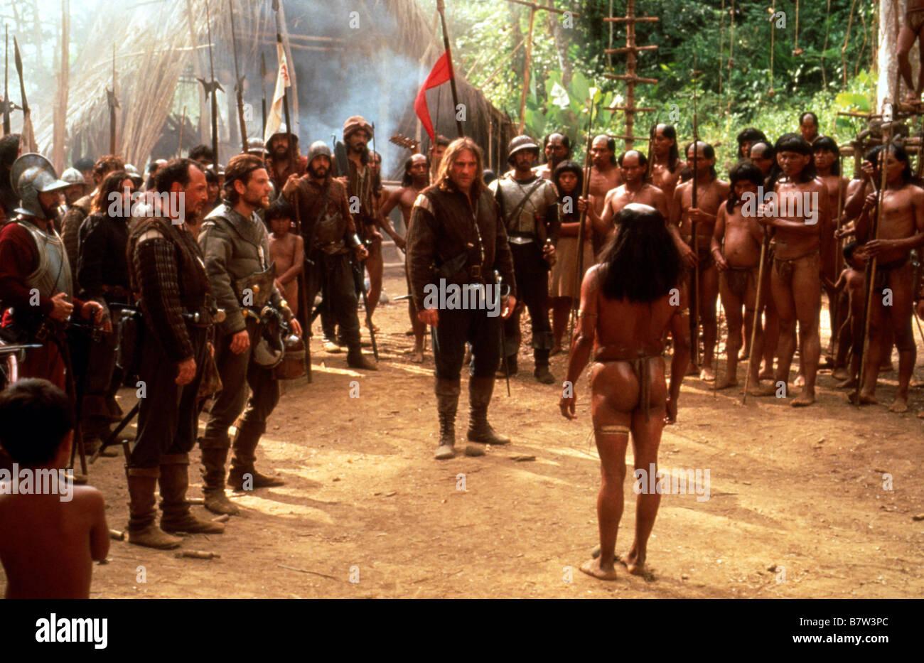 1492: Conquest of Paradise Year: 1992 France / Spain Gérard Depardieu  Director: Ridley Scott