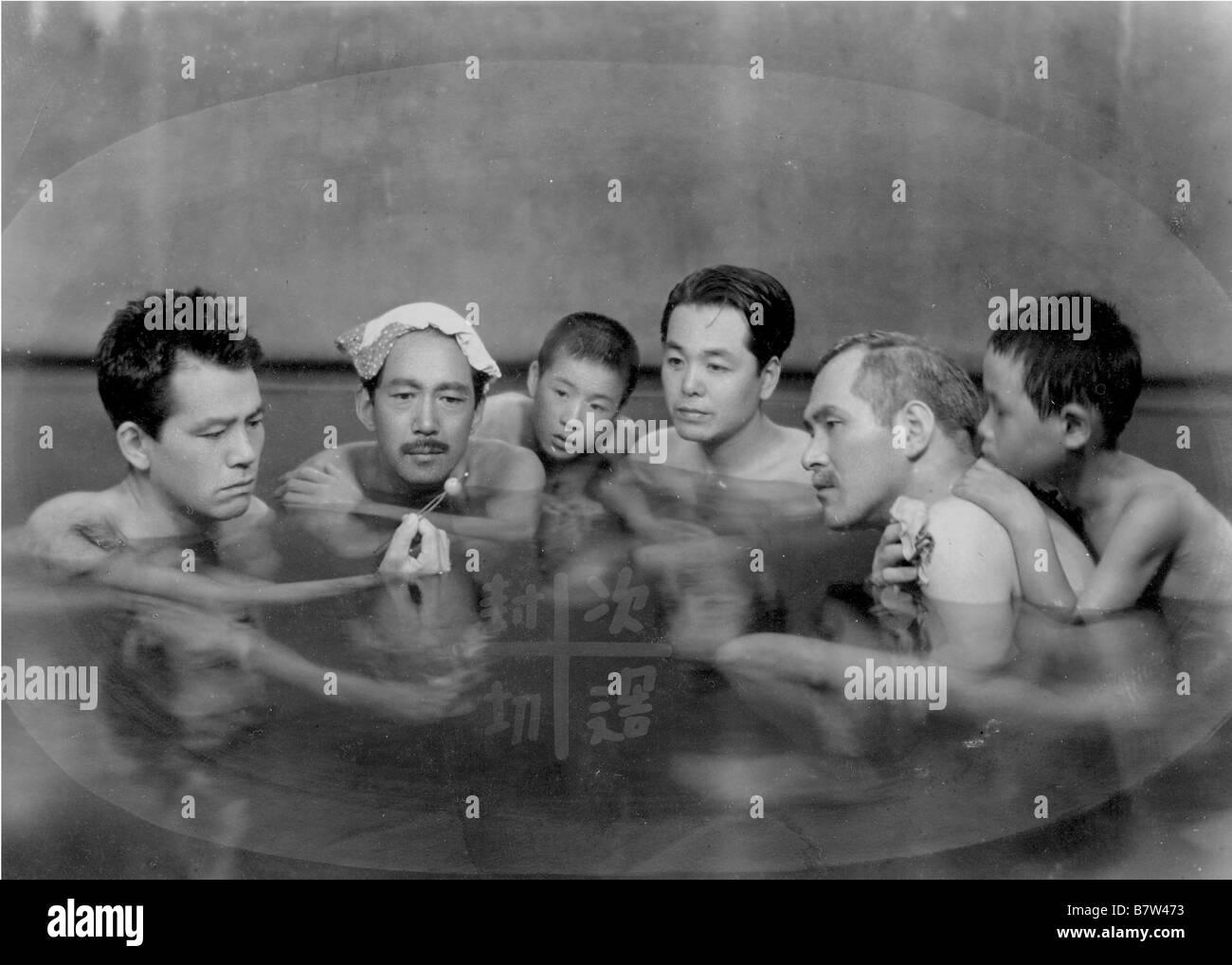 Kanzashi Kanzashi  Year: 1941 - Japan Director: Hiroshi Shimizu Japon 1941 - Stock Image