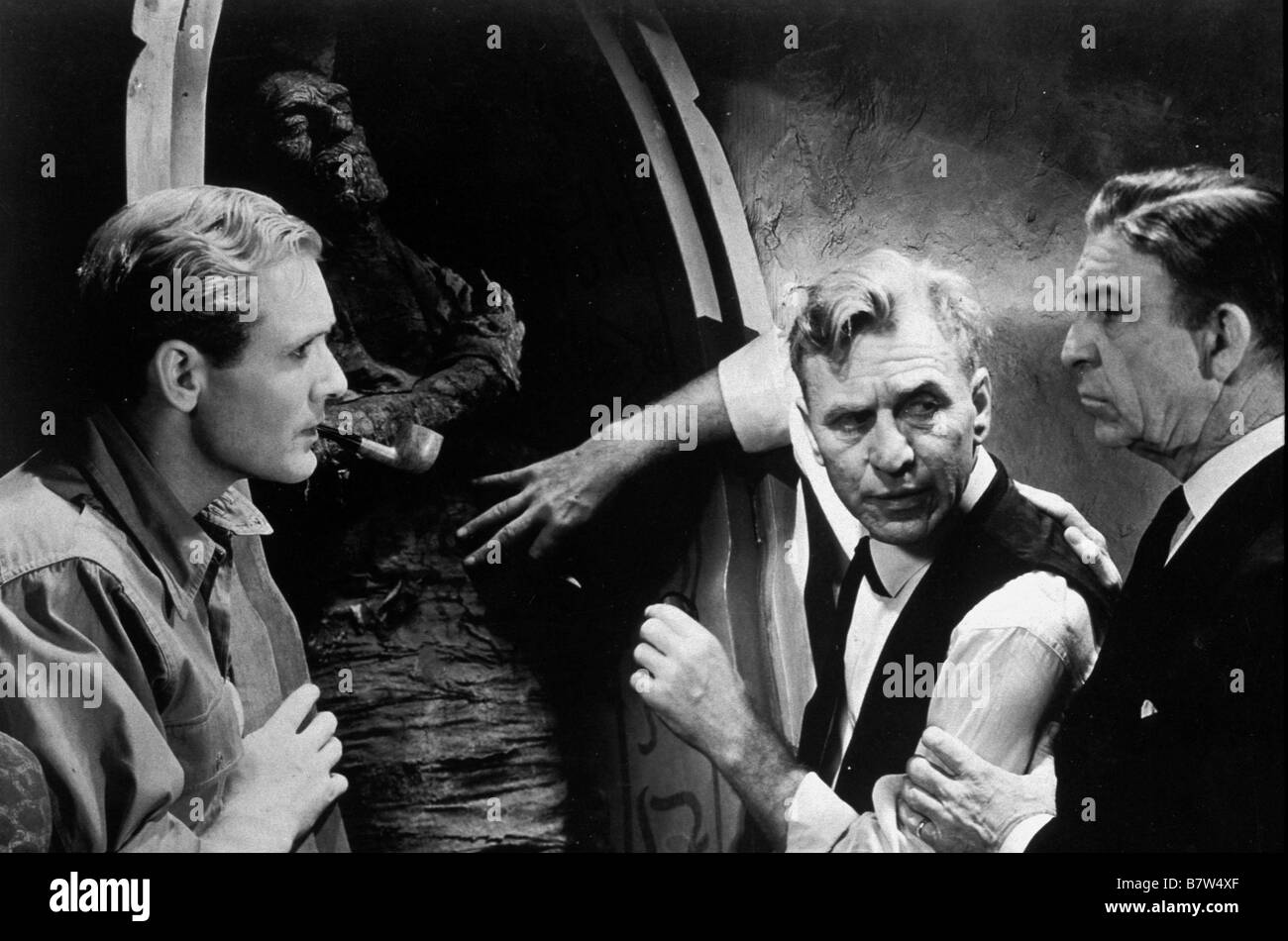The Mummy Year: 1932 USA Director: Karl Freund Boris Karloff - Stock Image