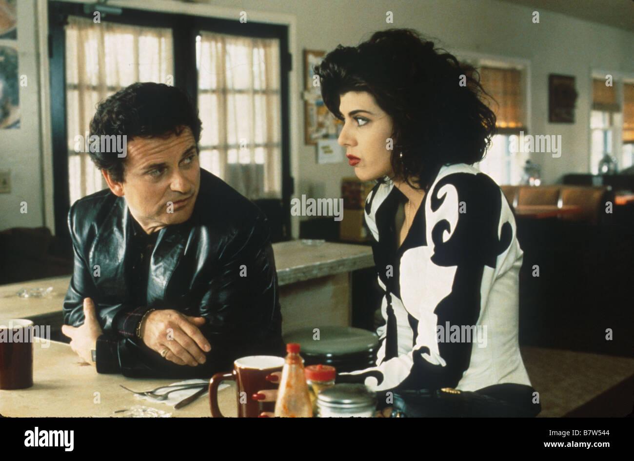 My Cousin Vinny  Year: 1992  USA Joe Pesci, Marisa Tomei  Director: Jonathan Lynn - Stock Image
