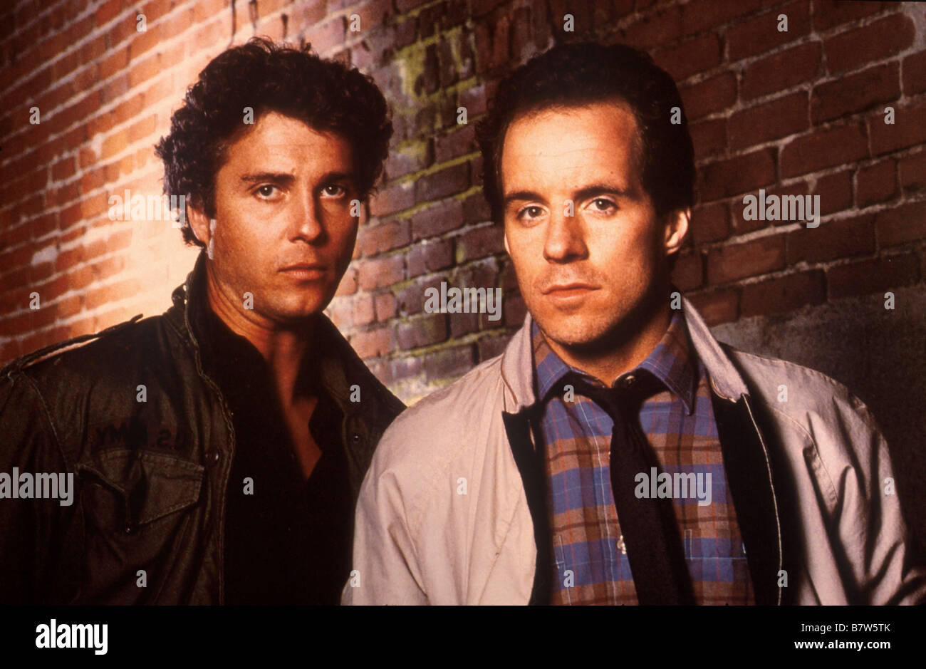 To Live and Die in L A  Year: 1985 USA William L  Petersen