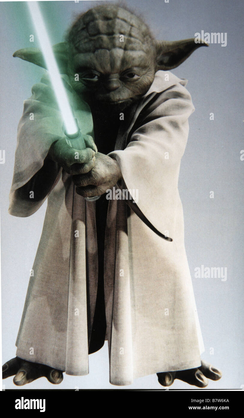 Star Wars: Episode V, The Empire Strikes Back Year: 1980 USA  Director: Irvin Kershner Frank Oz Stock Photo