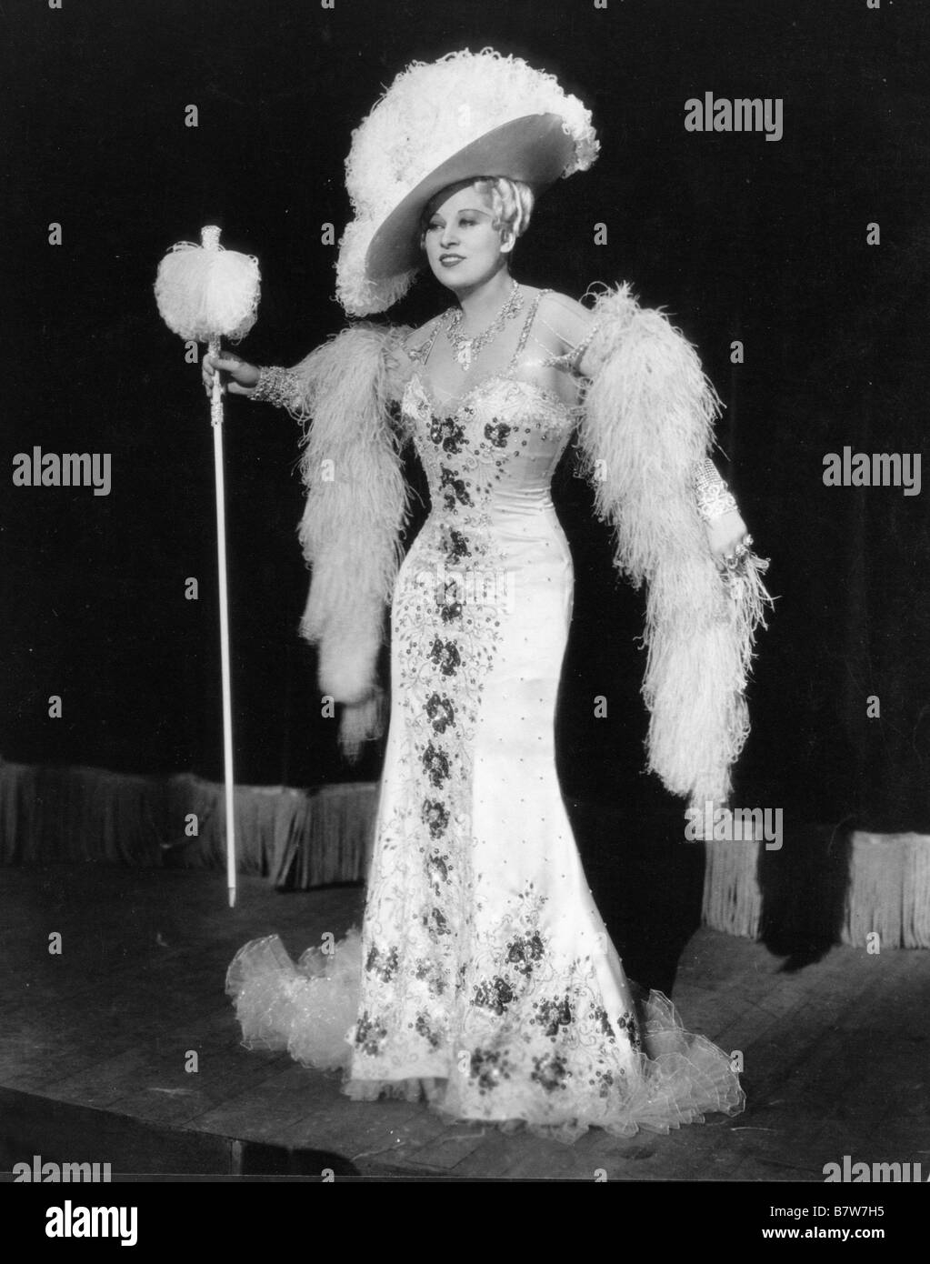 Lady Lou She Done Him Wrong  Year: 1933 USA Mae West  Director: Lowell Sherman - Stock Image