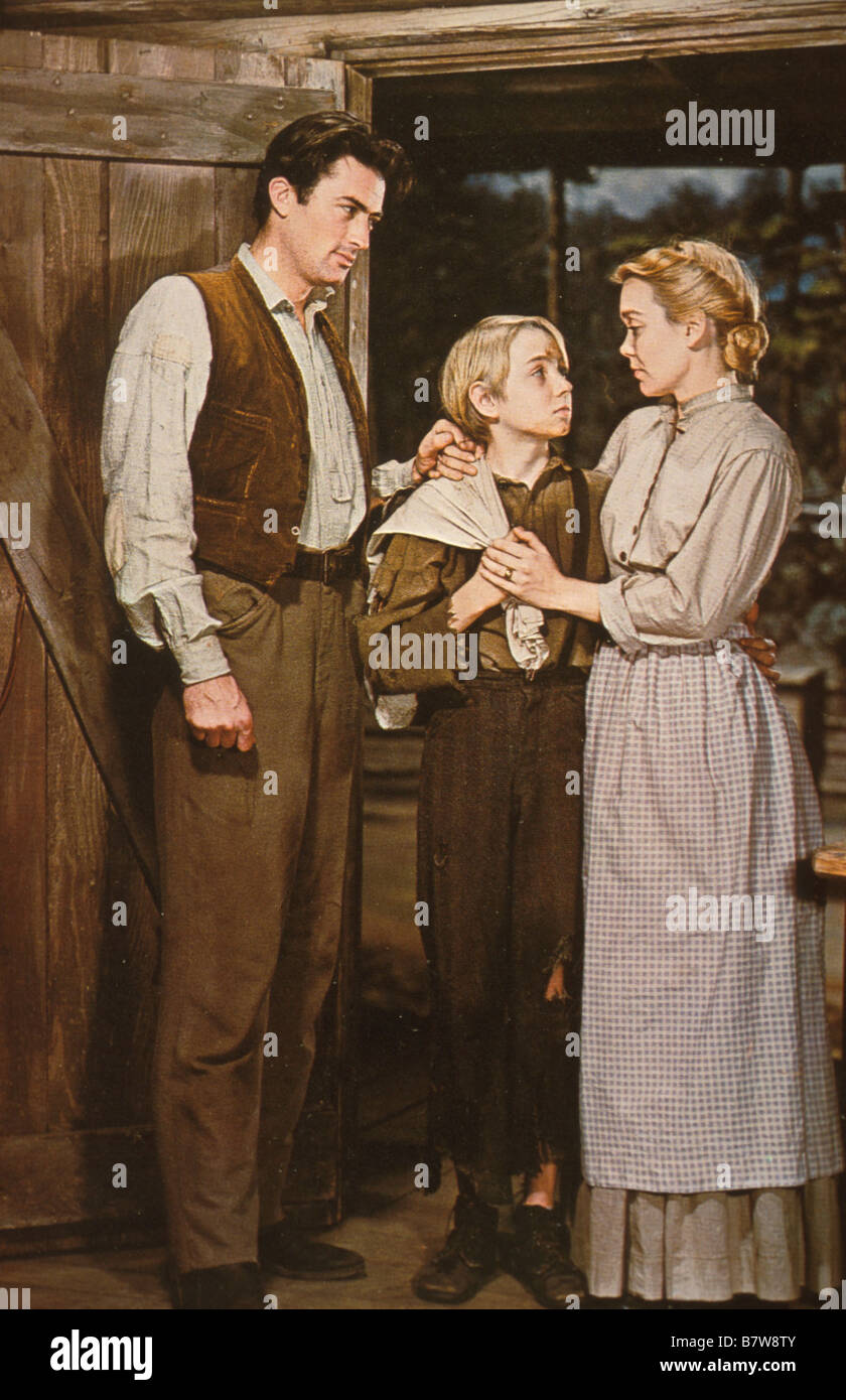 The Yearling Year: 1946 USA Gregory Peck, Jane Wyman, Claude