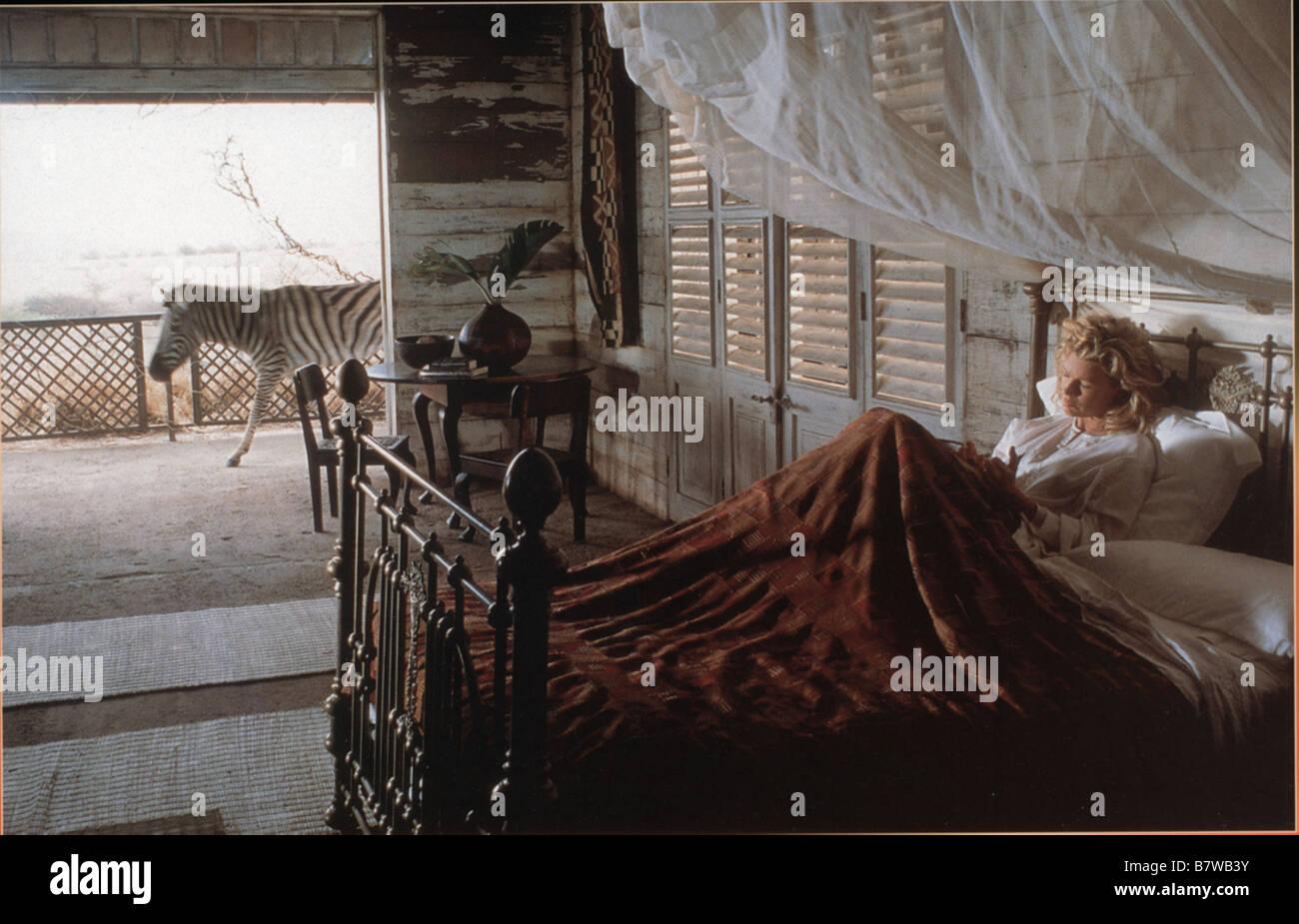 Je rêvais de l'Afrique I Dreamed of Africa  2000 USA Kim Basinger  Director: Hugh Hudson - Stock Image