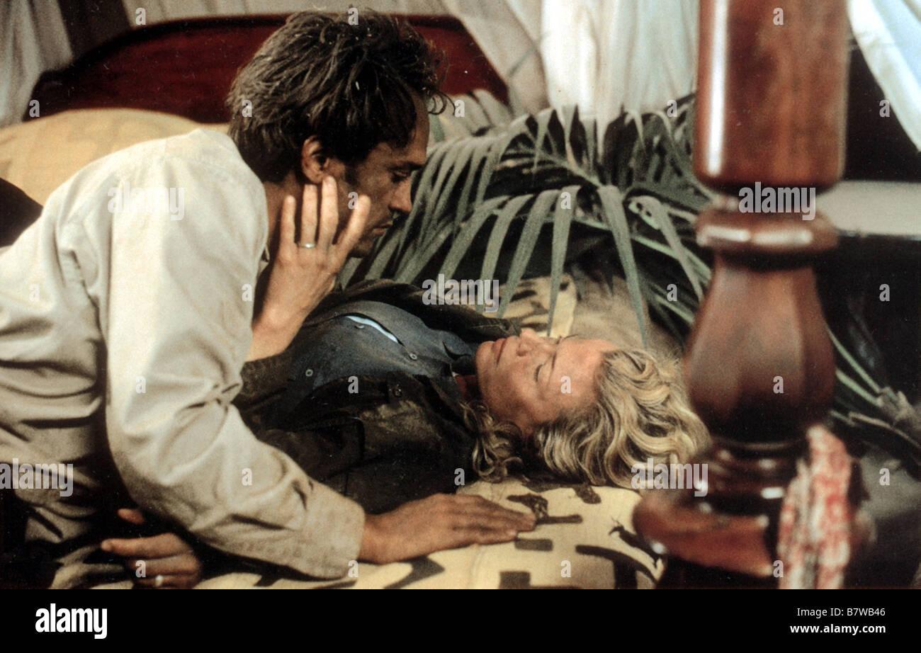 Je rêvais de l'Afrique I Dreamed of Africa  2000 USA Vincent Perez Kim Basinger  Director: Hugh Hudson - Stock Image