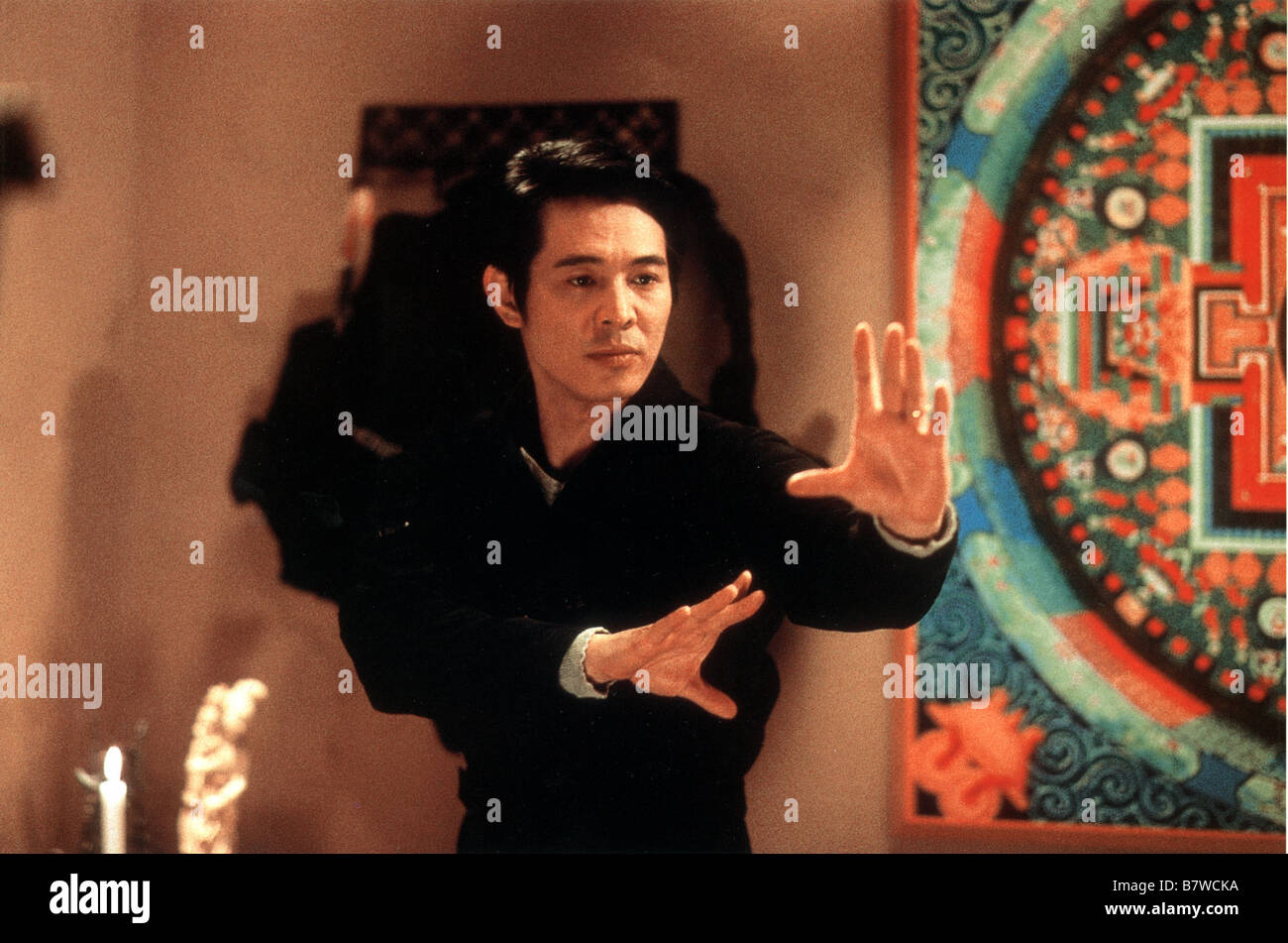 The One The One  Year: 2001 USA Jet Li  Director : James Wong - Stock Image