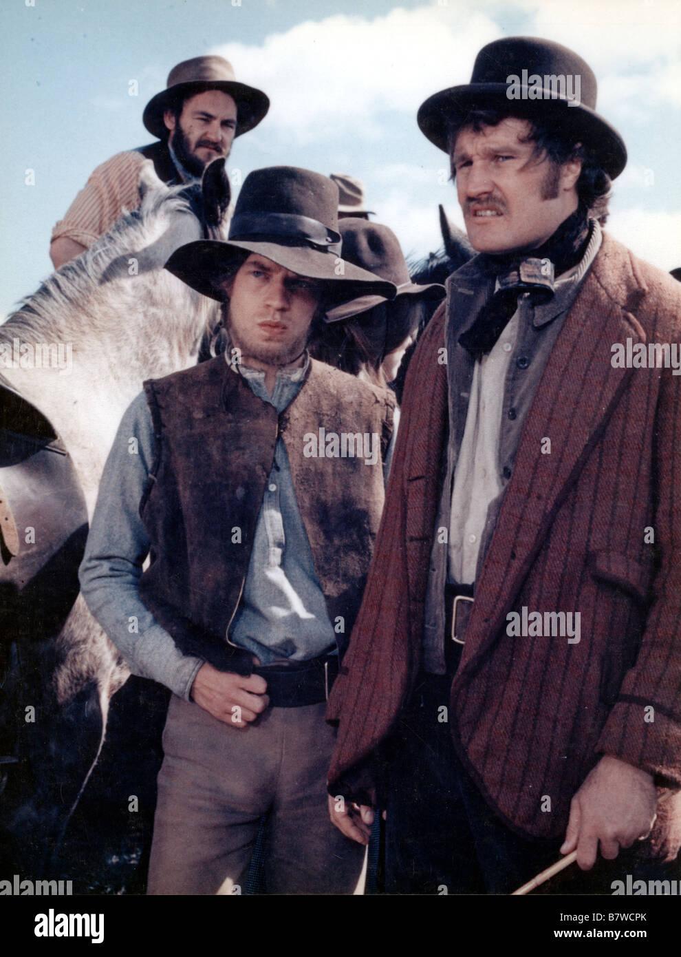 Ned Kelly Ned Kelly  Year: 1970 - uk Mick Jagger  Director : Tony Richardson - Stock Image