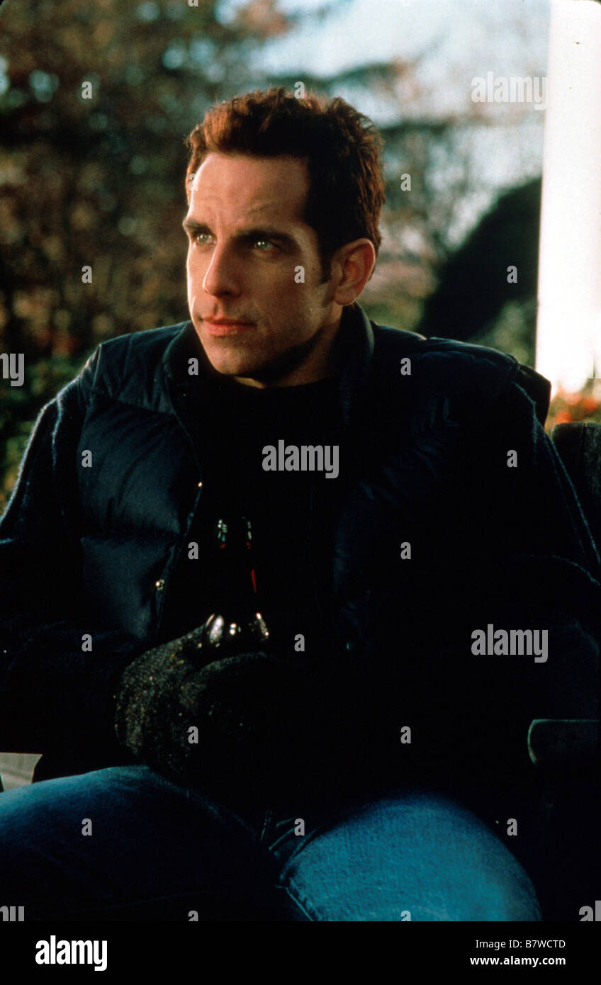 There's Something About Mary  Year: 1998  USA Ben Stiller  Director: Bobby Farrelly, Peter Farrelly - Stock Image
