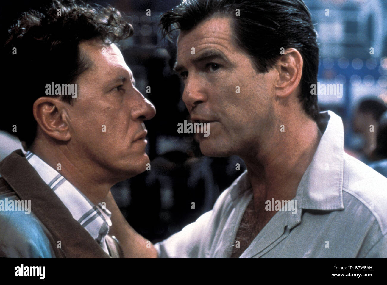The Tailor of Panama The Tailor of Panama Année 2001 usa Pierce Brosnan Geoffrey Rush Réalisateur John - Stock Image