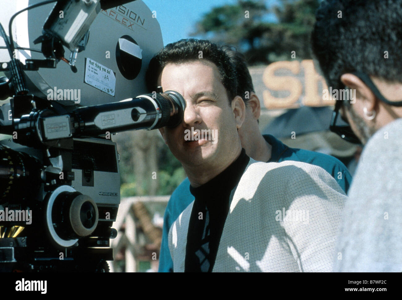 That Thing You Do That Thing You Do Année 1996 usa Tom Hanks sur le tournage on the set Réalisateur Tom - Stock Image
